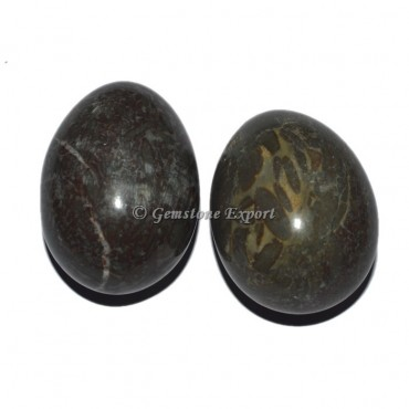 Brown Jasper Eggs