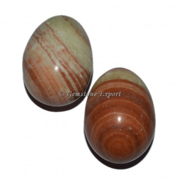 Red Jasper Eggs