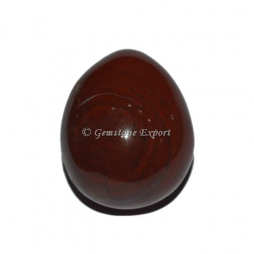 Dark Brown Jasper Eggs