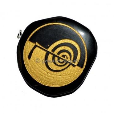 Black Choko Reiki Pendants