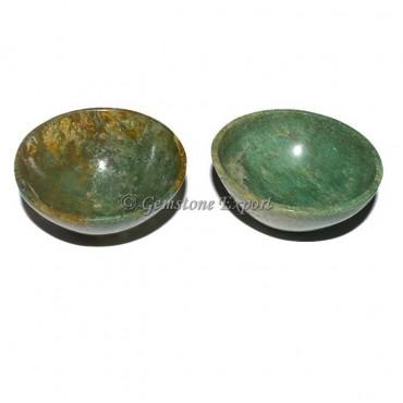 Green Aventurine Bowl
