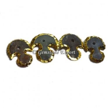 Gemstone Arrowheads Knob