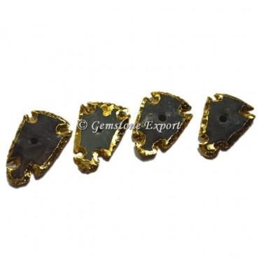 Thunderbird Stone Gemstone Knob