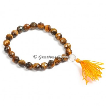 Tiger Eye Yoga Bracelets
