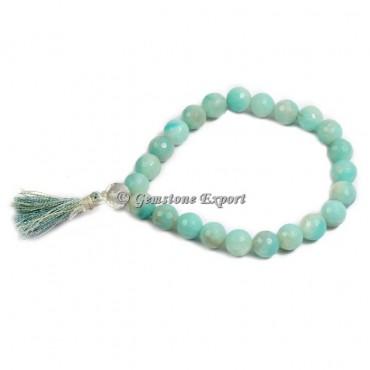 Amazonite Yoga Bracelets