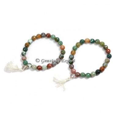 Fancy Jasper Yoga Bracelets