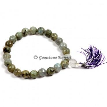 Labradorite Yoga Bracelets