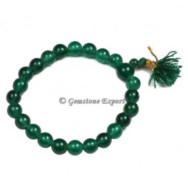 Green Jade Yoga Bracelets