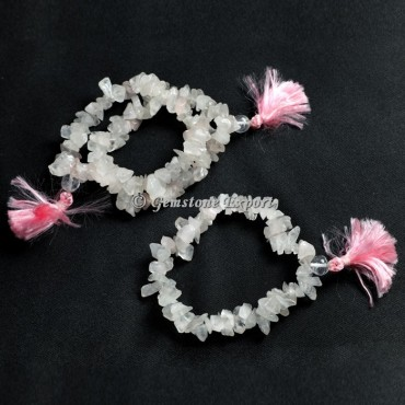 Rose Chips Yoga Bracelets