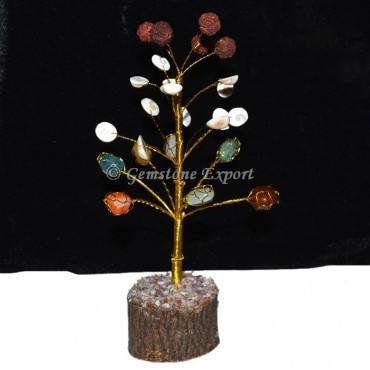 Yoga Stones Gemstone Tree