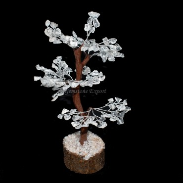 Crystal Quartz Mseal Tree(150 Chips)