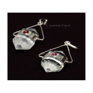 Crystal Quartz Pendants