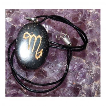 Hematite Zodiac Signs Pendants