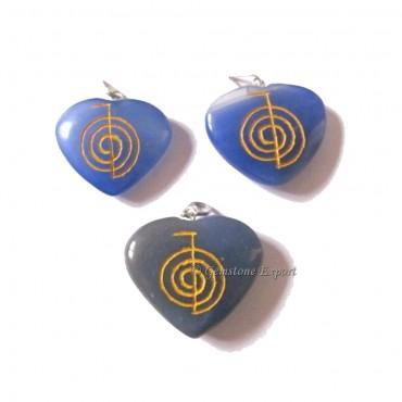 Lapis Lazuli Reiki Pendants