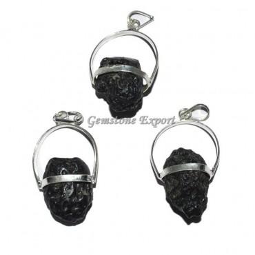Black Lava Pendant