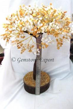 Mix Stones Gemstone Tree