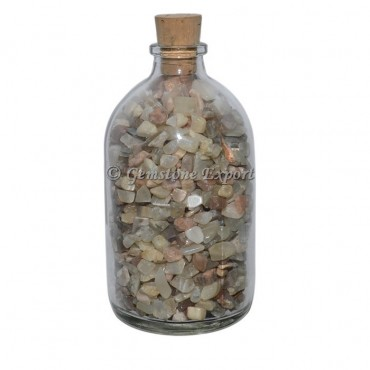 Moonstone Big Size Gems Bottle