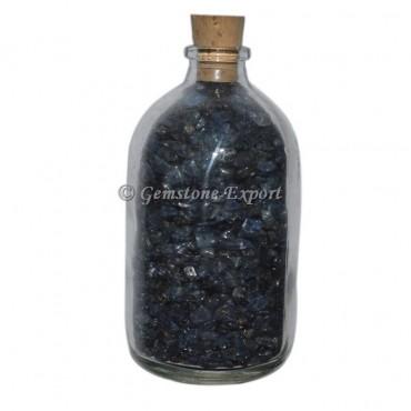 Iolite Big Size Gems Bottle
