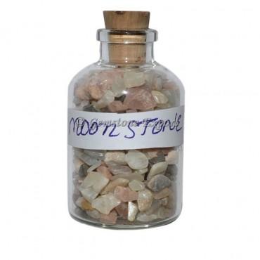 Moonstone Mini Gems Bottle