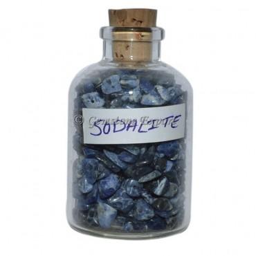 Sodalite Mini Gems Bottle