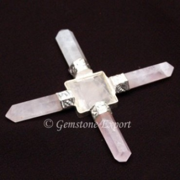 Rose Quartz Pyramids Generator