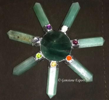 Green Aventurine Chakra Generator