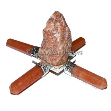 Peach Aventurine Raw Point Generator