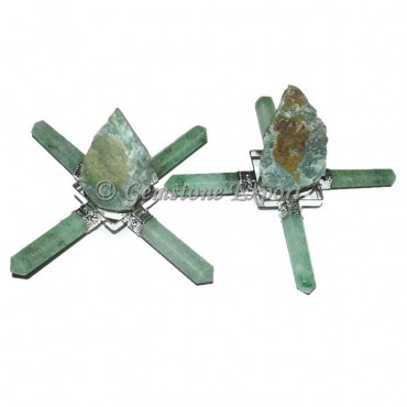Green Aventurine Raw Point Generator