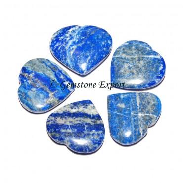 Lapis Lazuli Small Hearts
