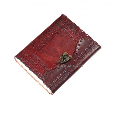 Design hand Made Leather Journals