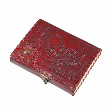 Dragon Hand made Leather Diary