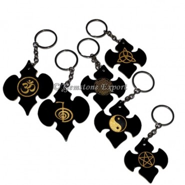 Assorted Symbols Arabic Keyrings