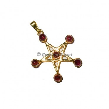 Pentagram Star Pendants