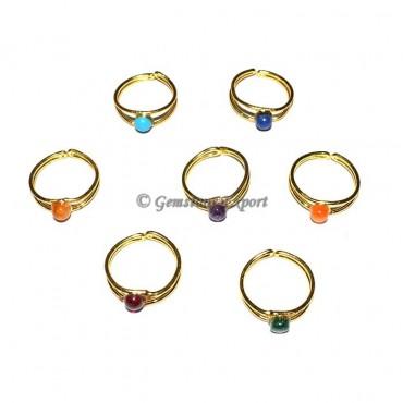 Chakra Ring Set