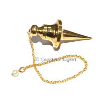 Golden Brass Universal Pendulums
