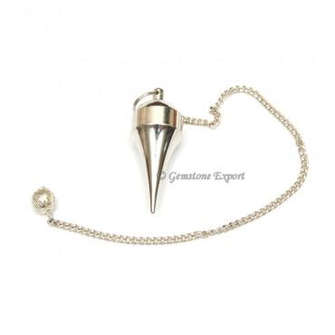 Silver Brass Healing Pendulums