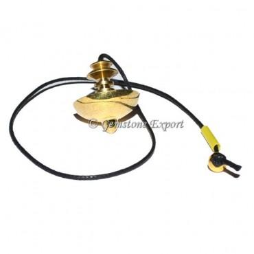 Golden Mer-Isis Metal Pendulums
