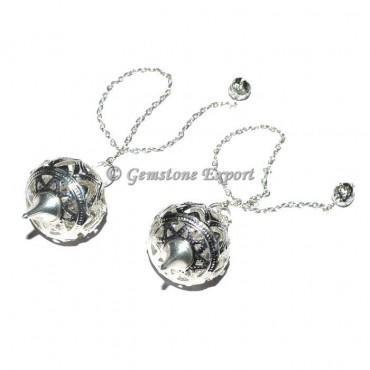 Brass Silver Pendulums