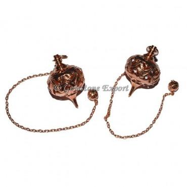 Copper Healing Pendulum