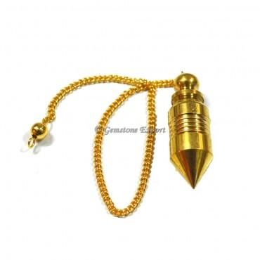 Copper Healing Dowsing Pendulum