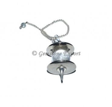 Dowsing With Brass Pendulum