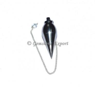 Silver Steel Plain Pendulum