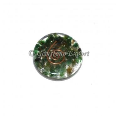 Orgone Green Disc