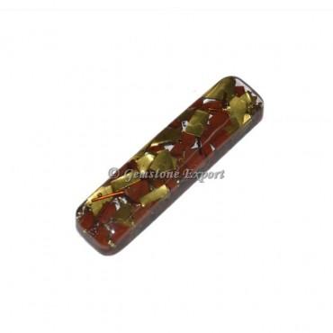 Red Jasper Orgone Stick