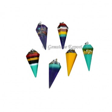 Mix Orgone Pedulums Pendants