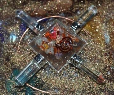 Orgone Crystal Healing Generator