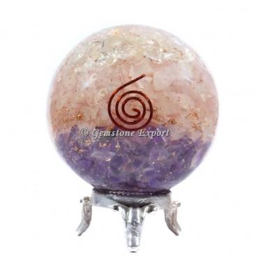 RAC Choko Reiki Orgonite Sphere