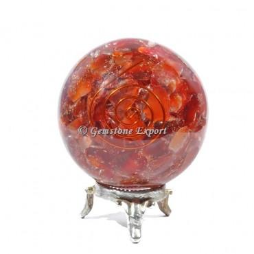 Carnilean Choko Reiki Orgonite Sphere