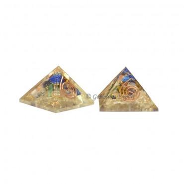 Energy Orgone Pyramids Small Sizes