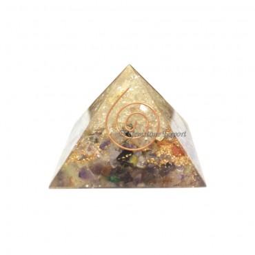 Crystal Energy Orgone Pyramids